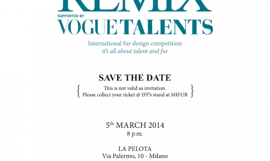 REMIX VOGUE TALENTS
